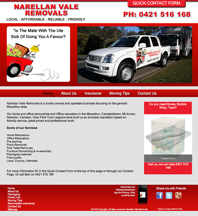 Narellan Vale Removals