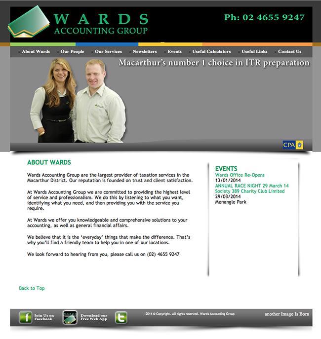 Wards Accounting Group