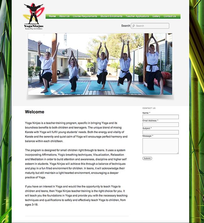 Yoga Ninjas