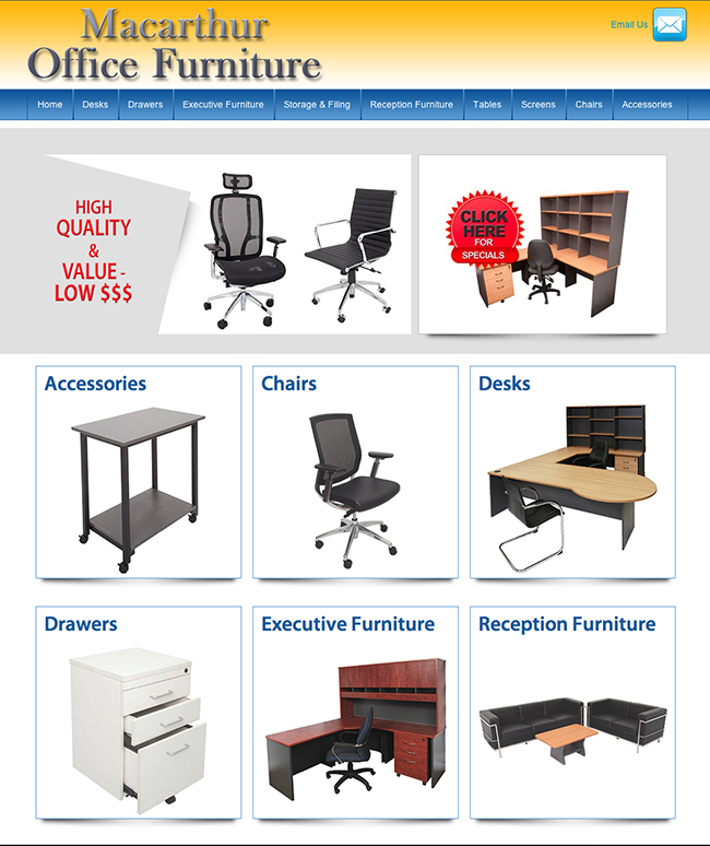 Macarthur Office Furniture