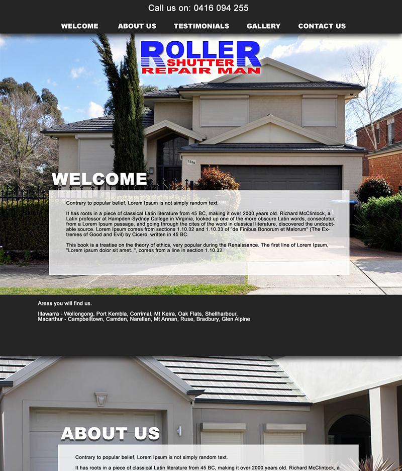 Roller Shutter Repairman
