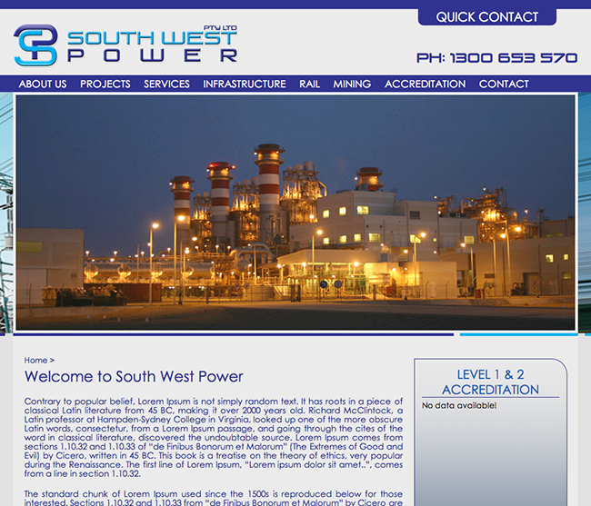 South West Power
