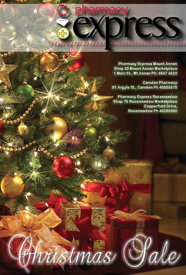 Christmas Brochure Design