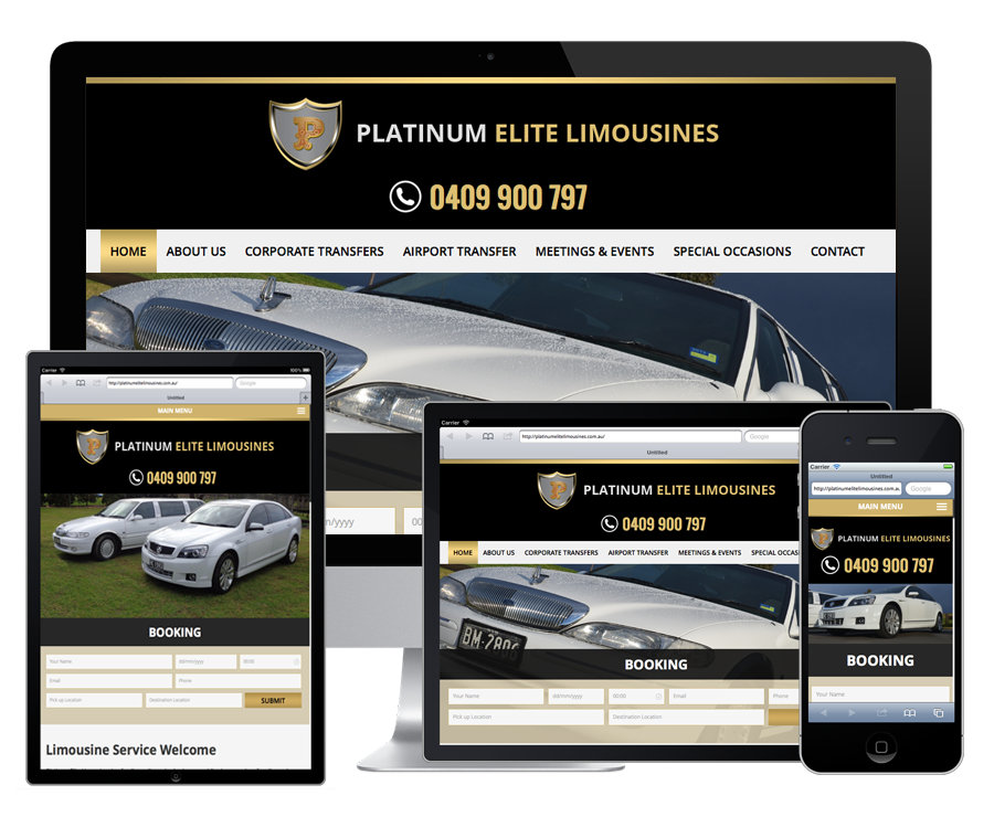Platinum Elite Limousines